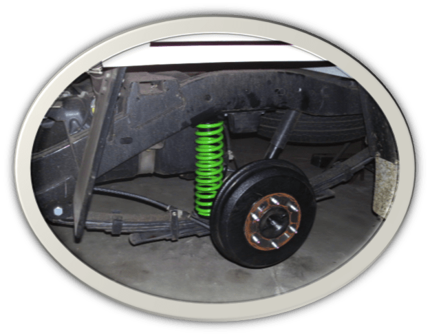 Raiz-a-bac Suspension kits Canberra FAQ