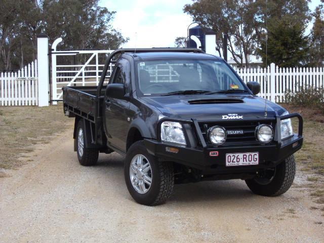 Isuzu D-max | Raiz-a-bac Suspension kits Canberra
