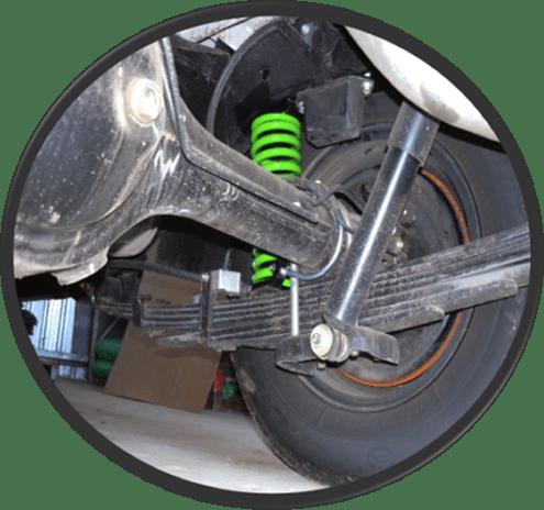 Raiz-a-bac Suspension kits Brisbane FAQ